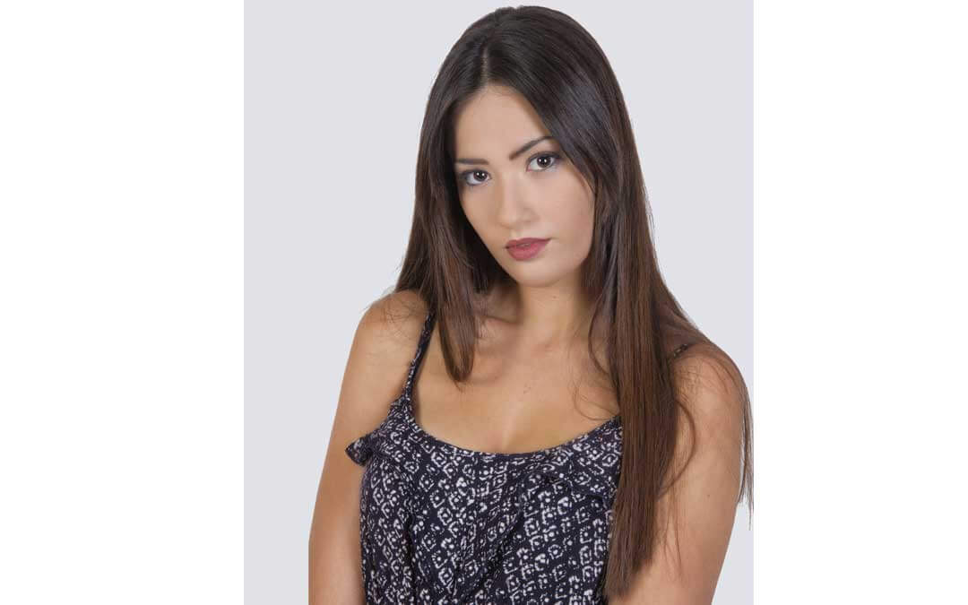 Lourdes Rodríguez de Guzmán (Miss World Spain 2014)
